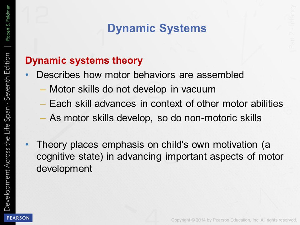 Dynamic Systems Dynamic systems theory