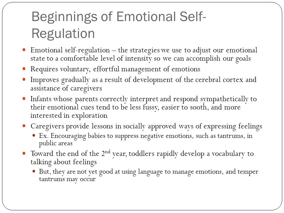 strategies people employ for regulating emotions Does emotion regulation protect employees from the negative effects of  that  using the emotion regulation strategy of reappraisal during interactions with.