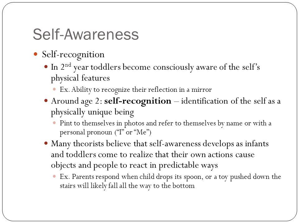 Self-Awareness Self-recognition