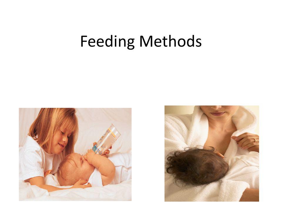 Feeding Methods