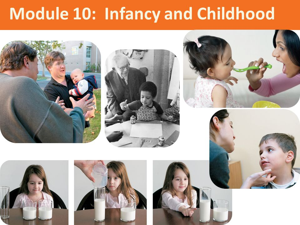 Module 10: Infancy and Childhood