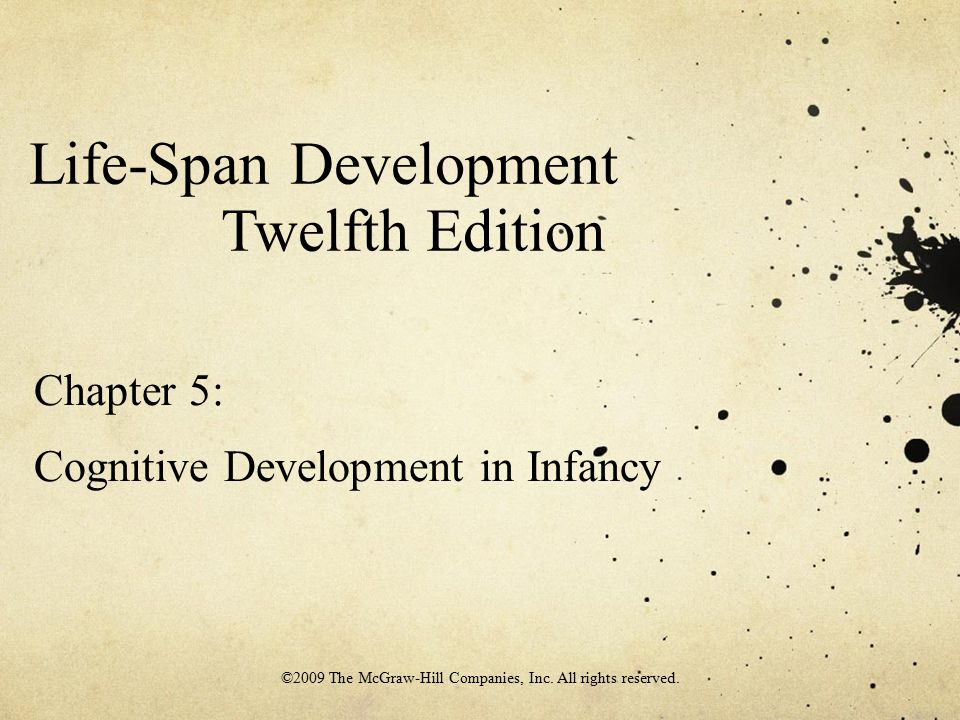 Life-Span Development Twelfth Edition