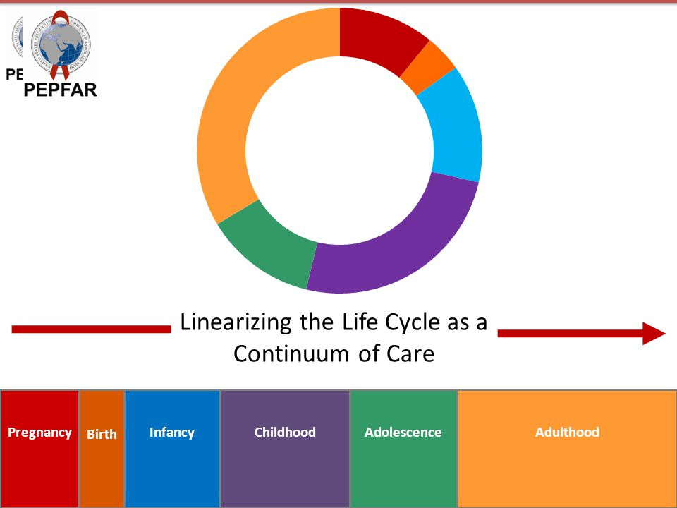 Linearizing the Life Cycle as a Continuum of Care