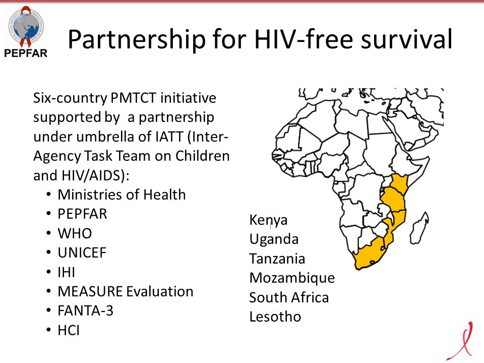 Partnership for HIV-free survival