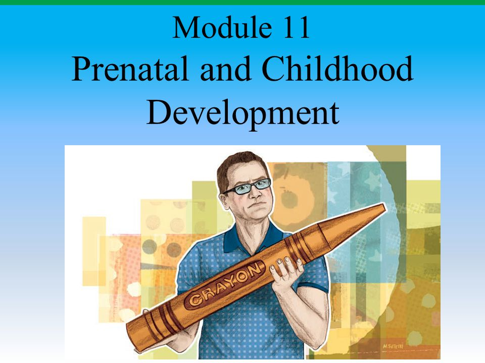 Prenatal and Childhood Development