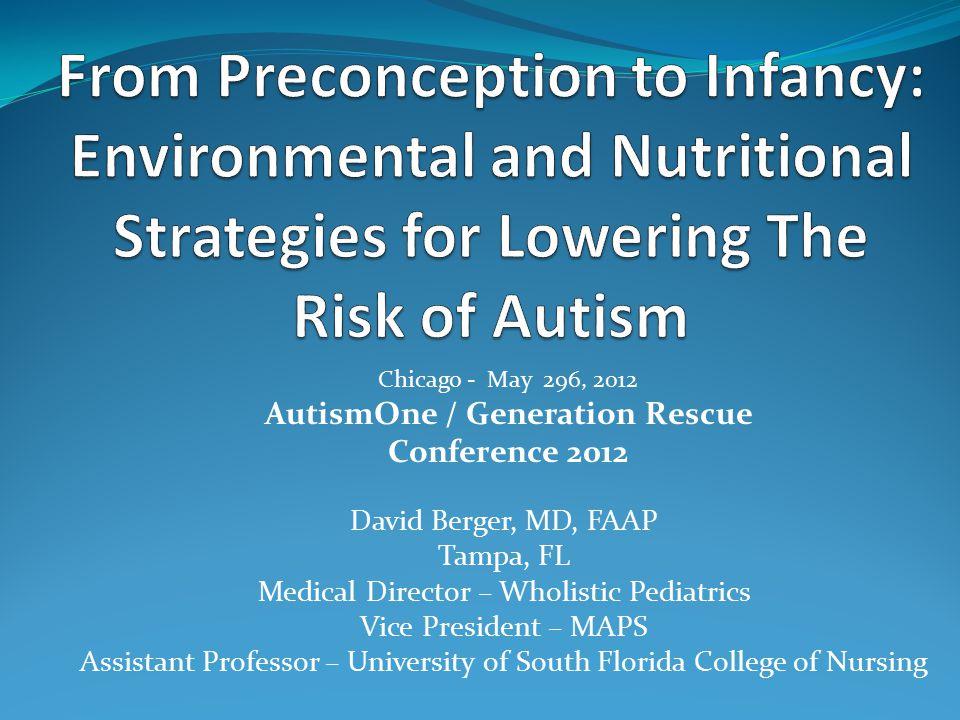 AutismOne / Generation Rescue Conference 2012