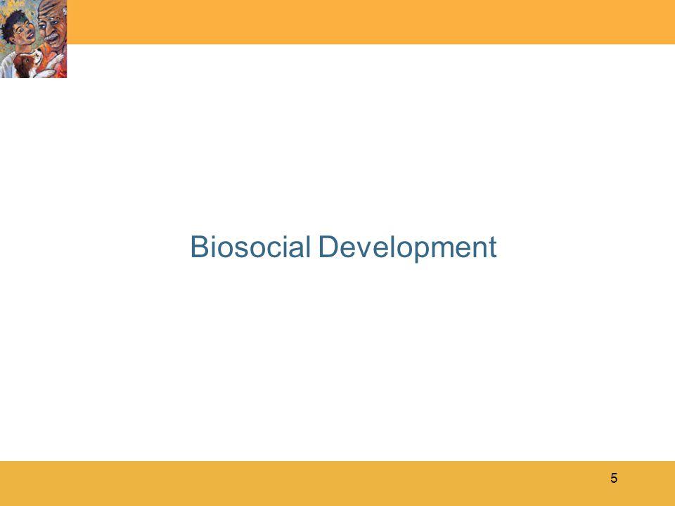 Biosocial Development