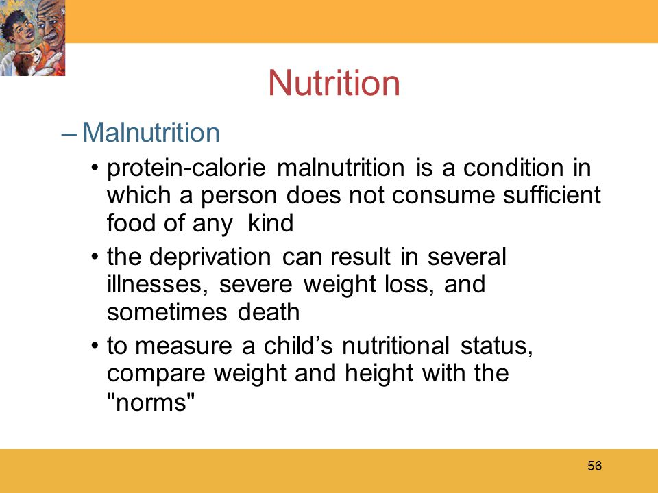 Nutrition Malnutrition