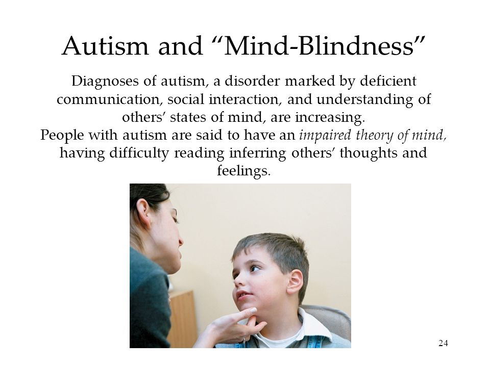 Autism and Mind-Blindness