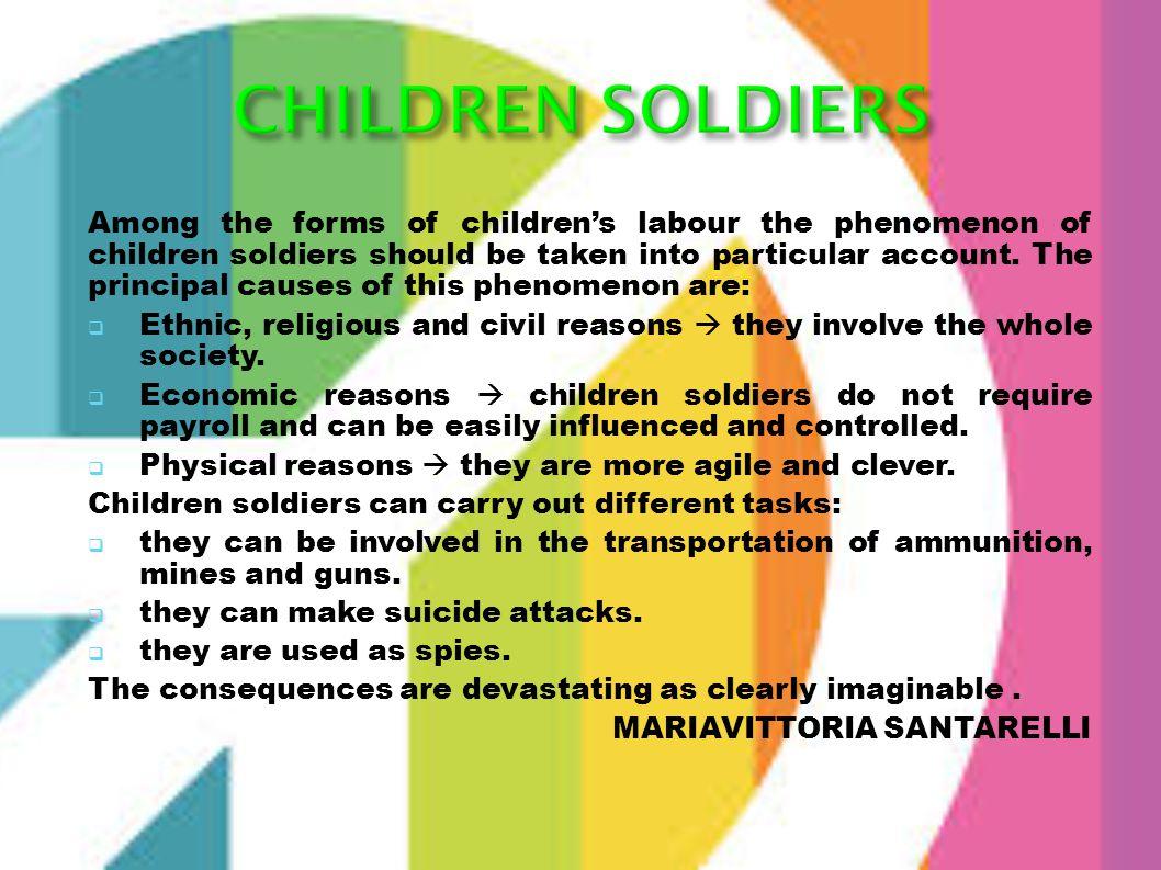 CHILDREN SOLDIERS