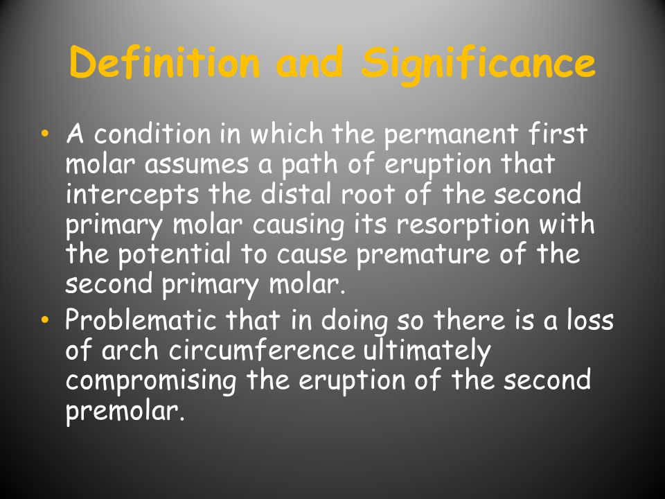 Definition and Significance