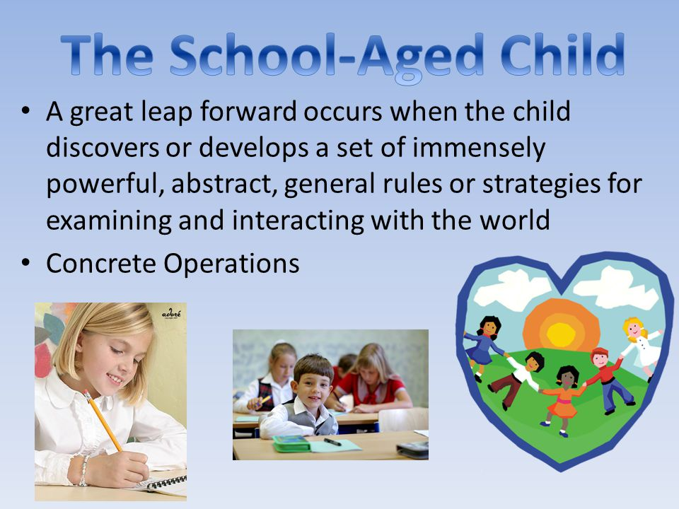 The School-Aged Child
