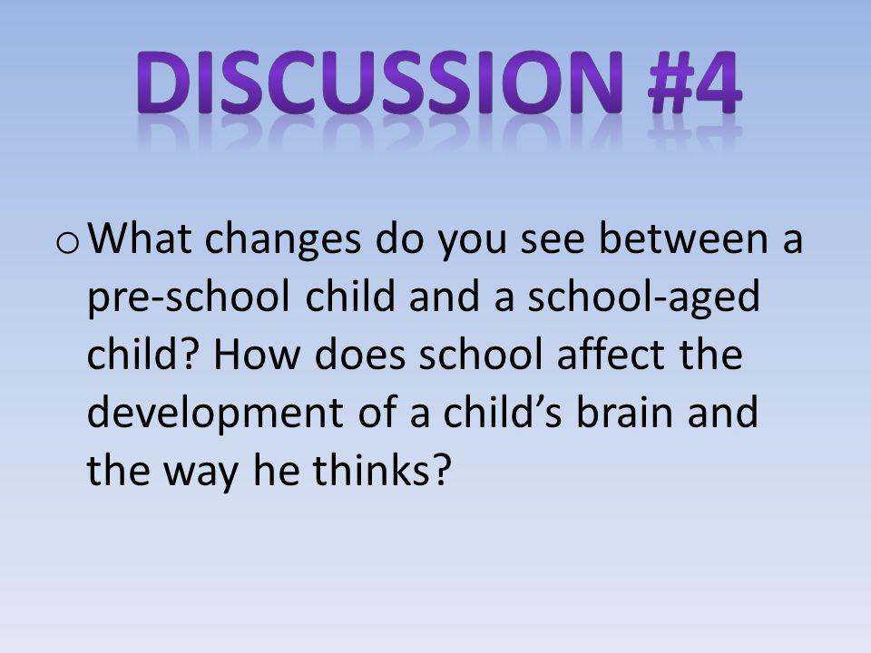 Discussion #4