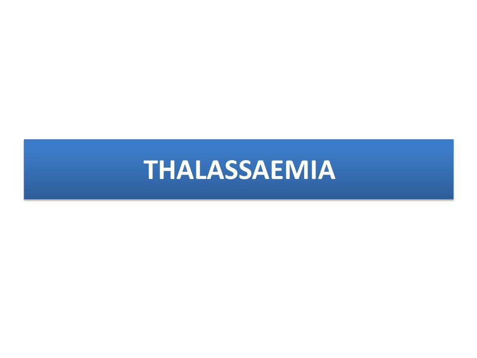 THALASSAEMIA