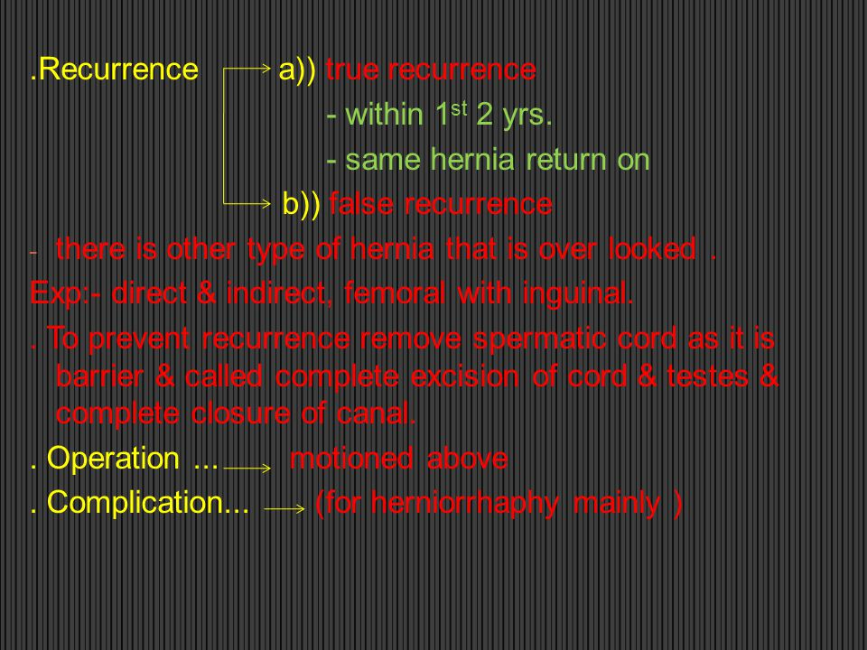 .Recurrence a)) true recurrence
