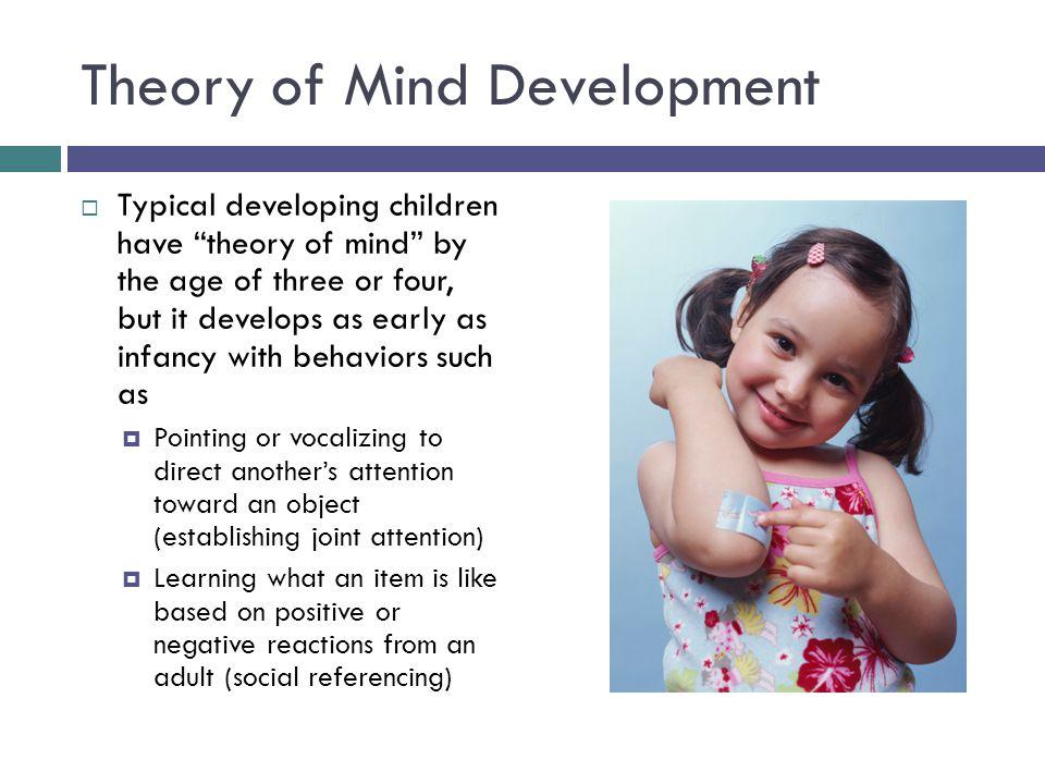 Theory of Mind Development