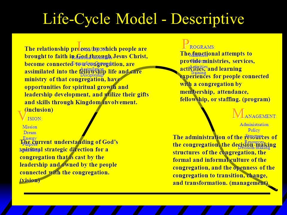 Life-Cycle Model - Descriptive