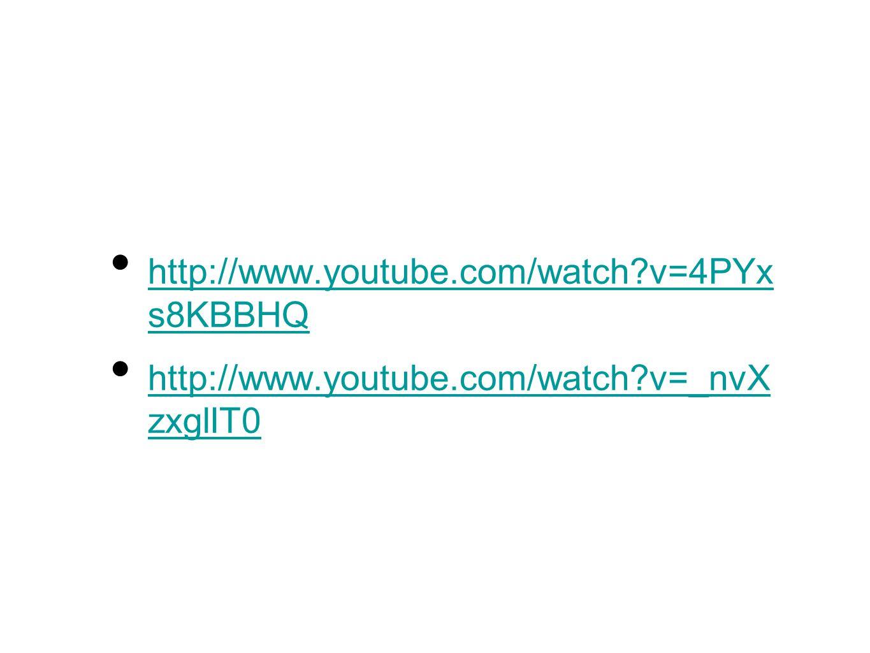 http://www.youtube.com/watch v=4PYx s8KBBHQ