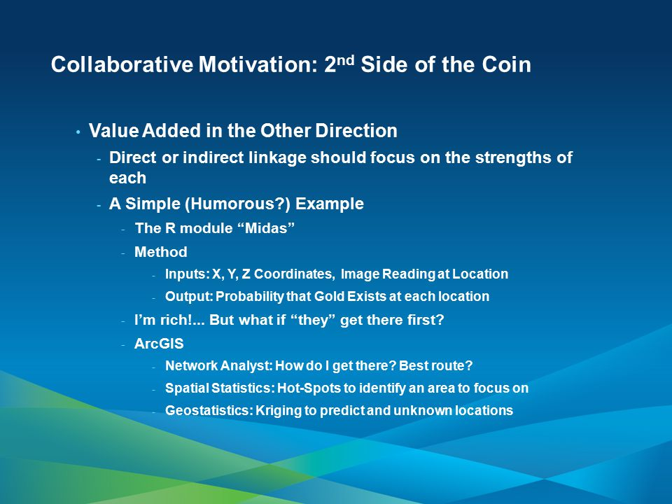 Collaborative Motivation: 2nd Side of the Coin