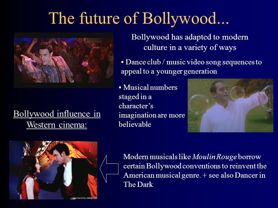 The future of Bollywood...