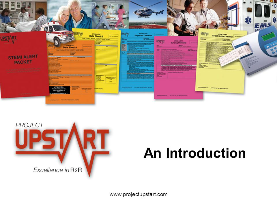 An Introduction www.projectupstart.com