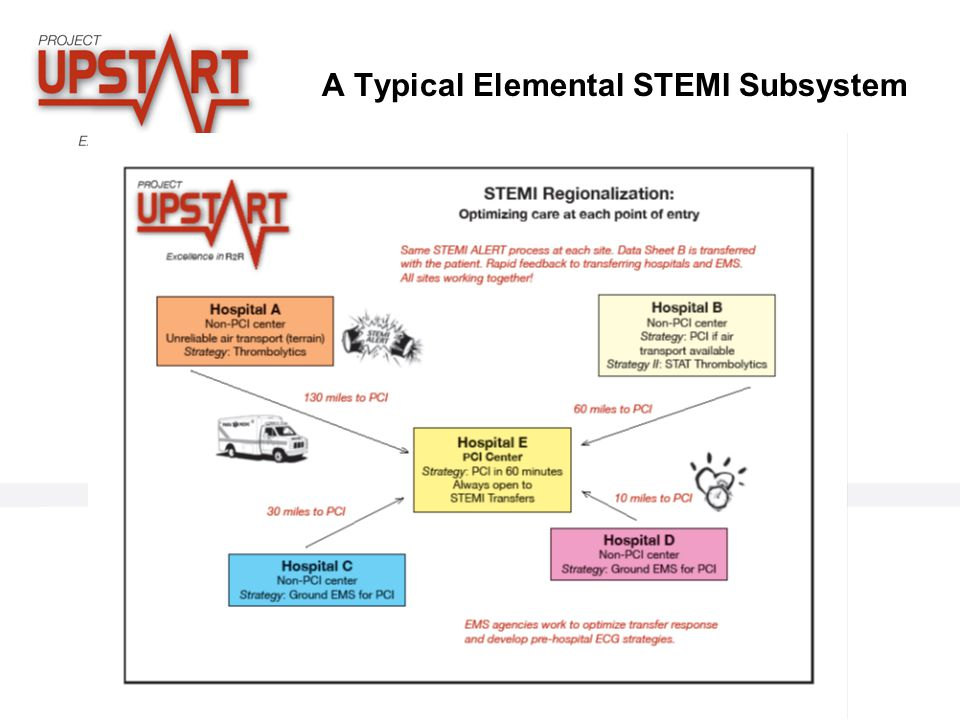 A Typical Elemental STEMI Subsystem