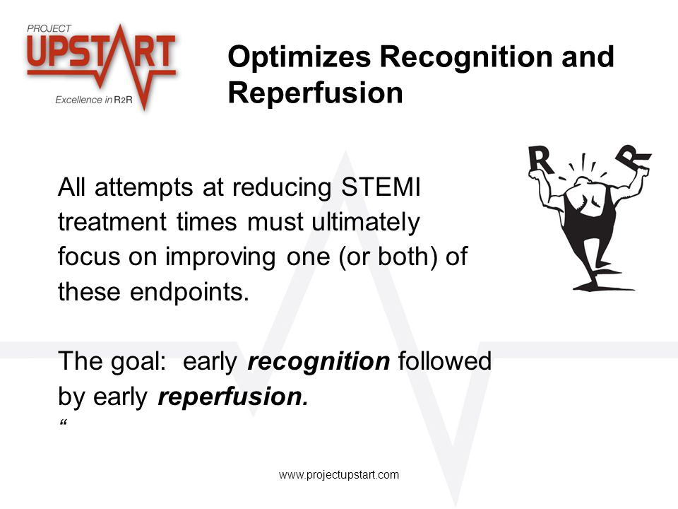 Optimizes Recognition and Reperfusion