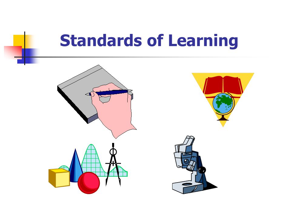 Standards of Learning
