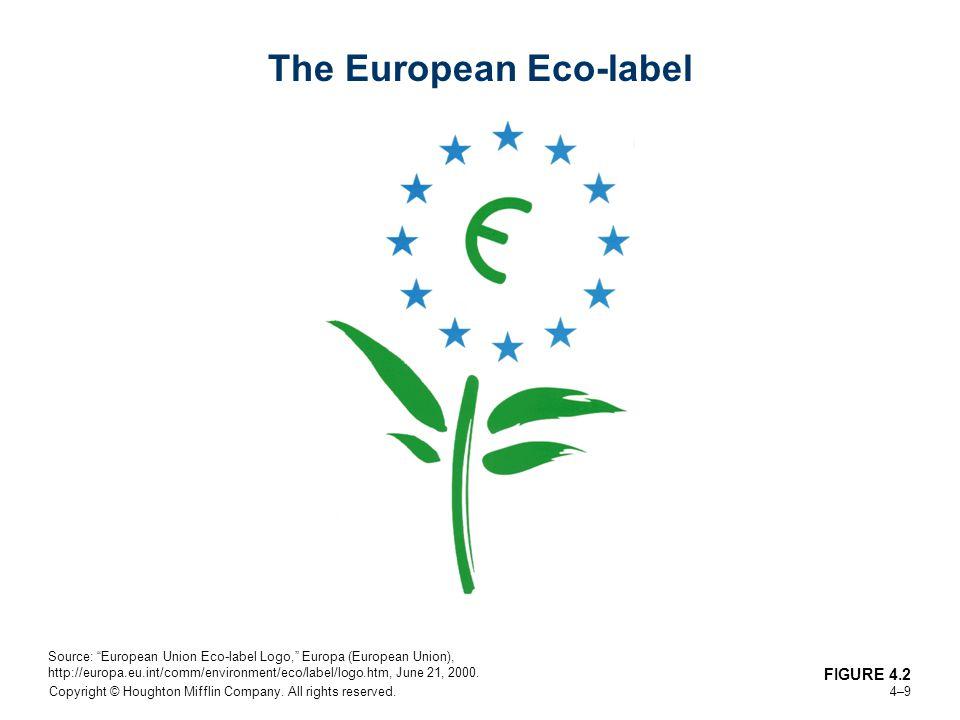 The European Eco-label