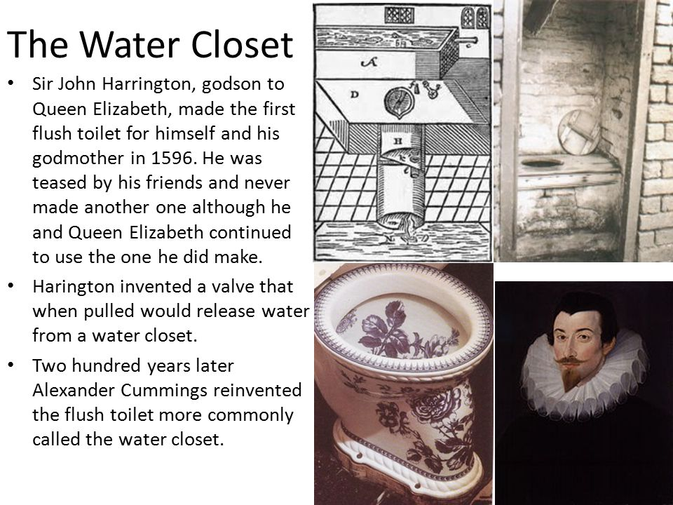 The Water Closet