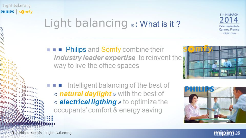 Light balancing ® : What is it