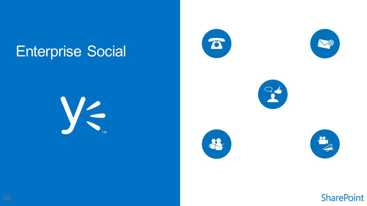 Enterprise Social