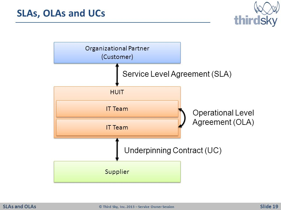 Organizational Partner