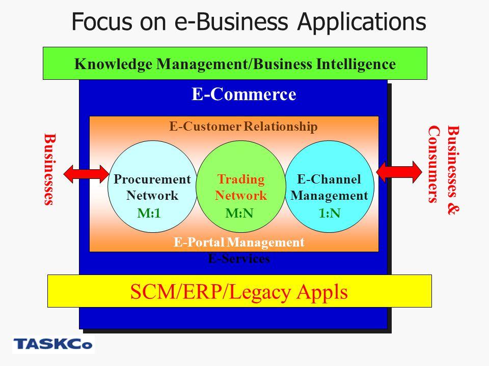 Knowledge Management/Business Intelligence E-Customer Relationship