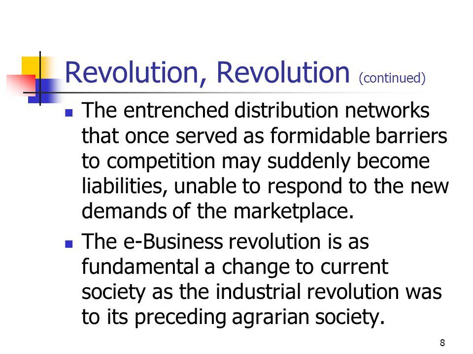 Revolution, Revolution (continued)