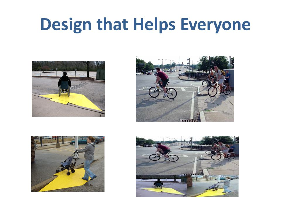 Design that Helps Everyone