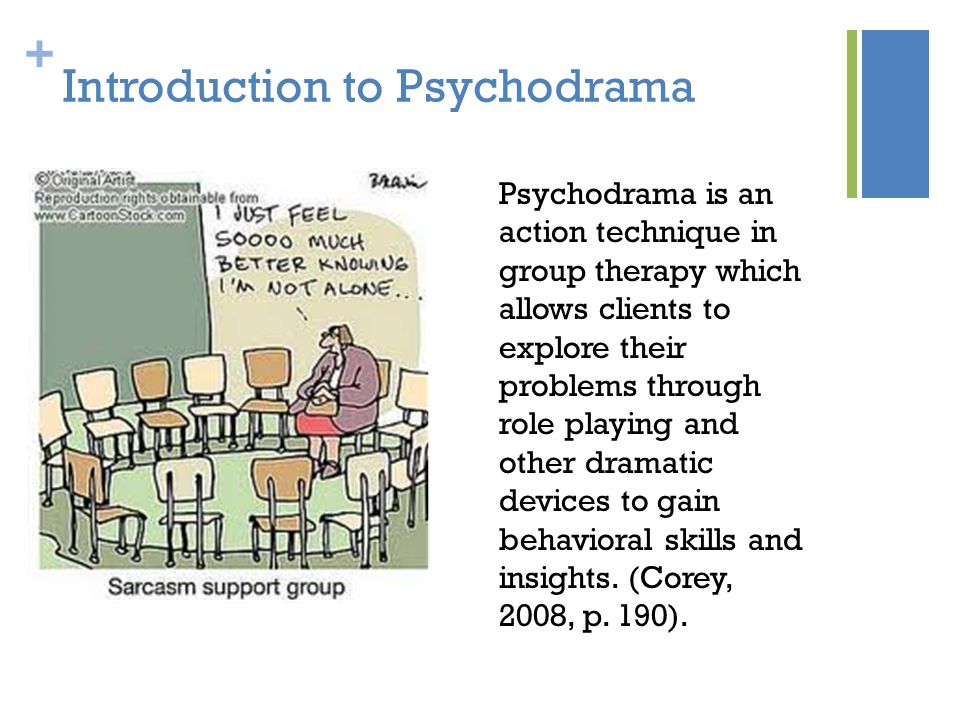 Introduction to Psychodrama