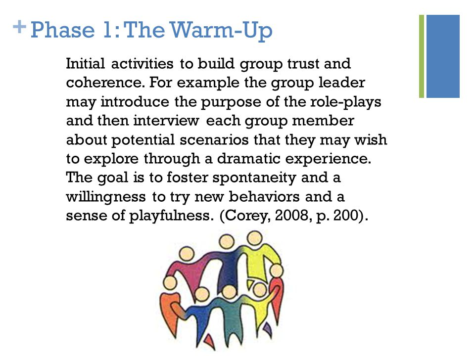 Phase 1: The Warm-Up