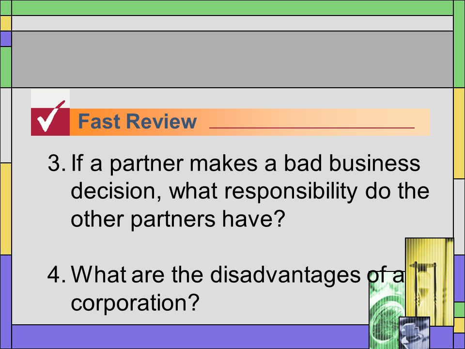 What are the disadvantages of a corporation
