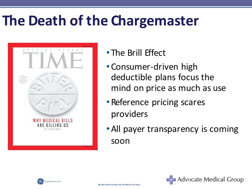 The Death of the Chargemaster