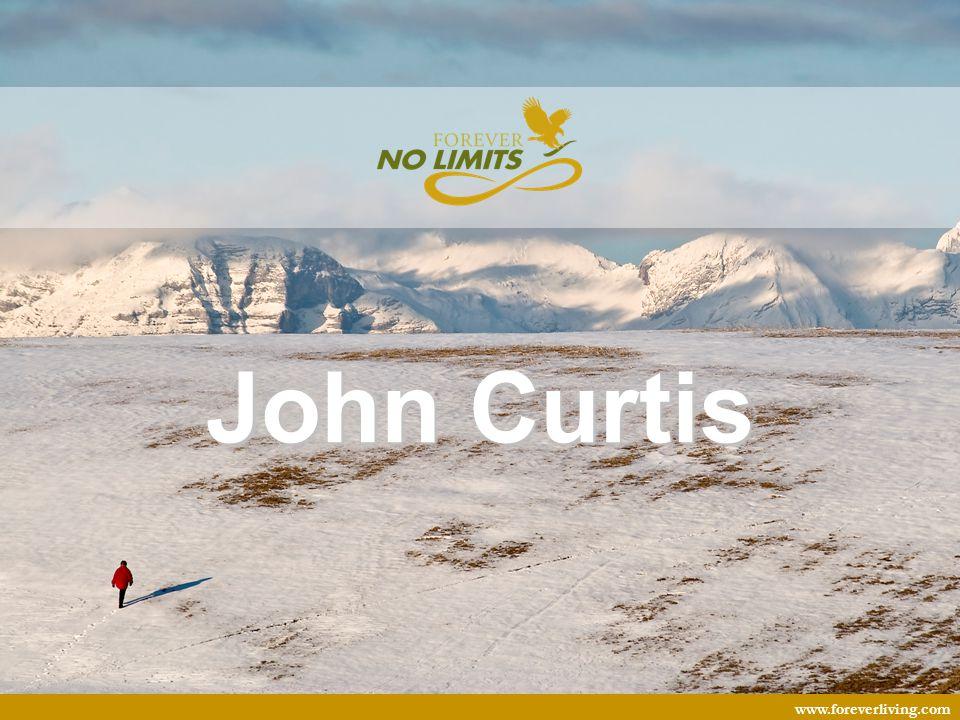 John Curtis www.foreverliving.com