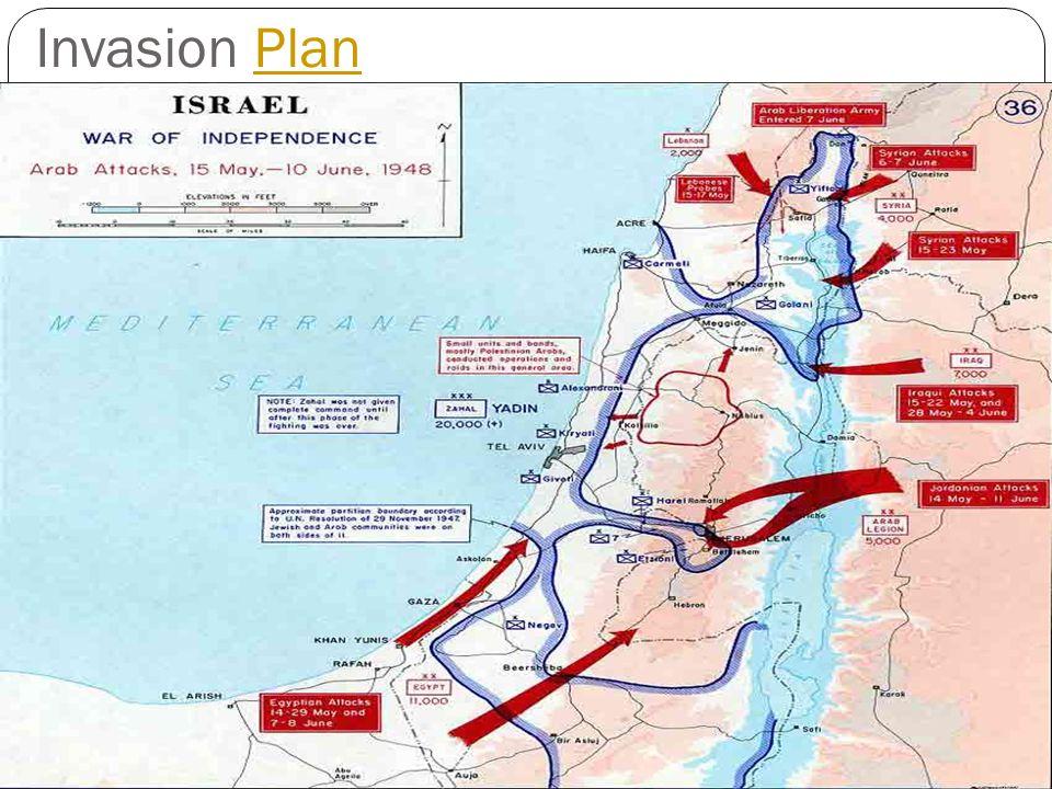 Invasion Plan