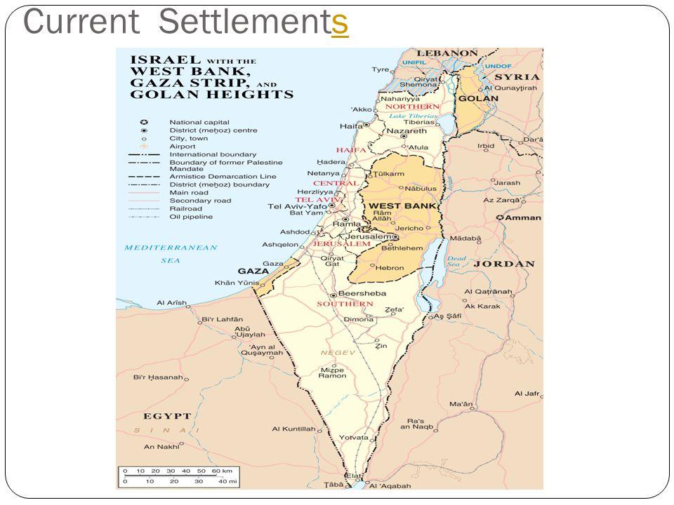 Current Settlements