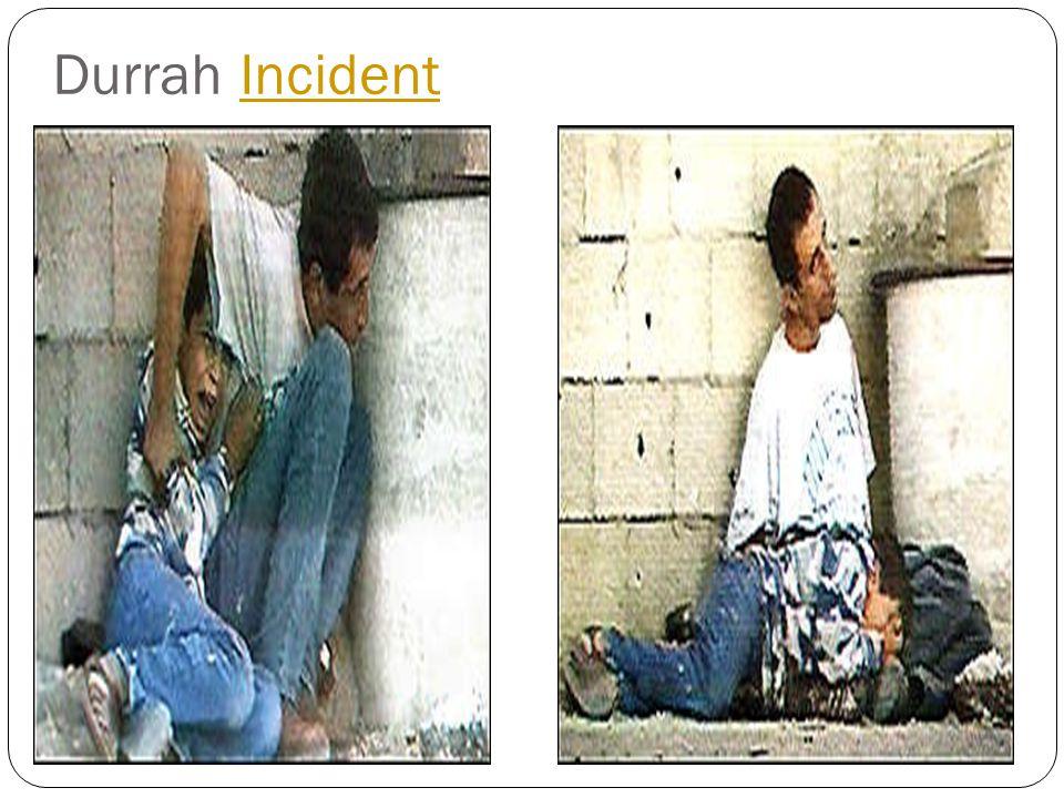 Durrah Incident
