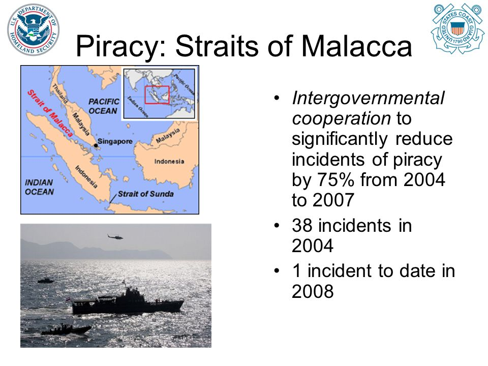 Piracy: Straits of Malacca