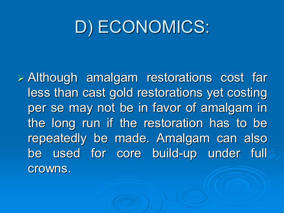 D) ECONOMICS: