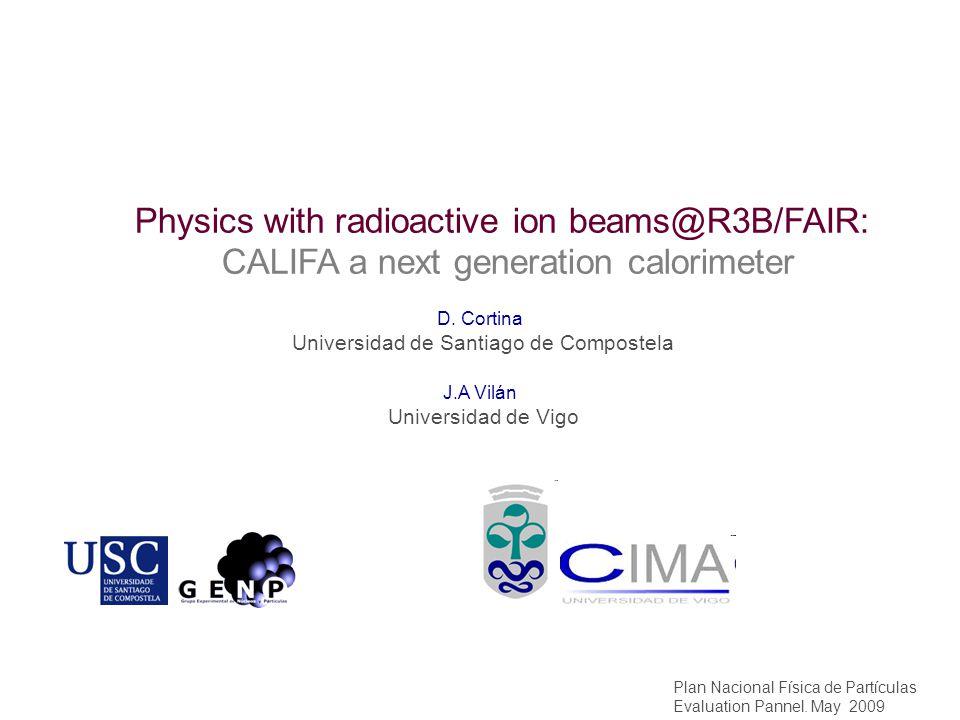 Physics with radioactive ion beams@R3B/FAIR:
