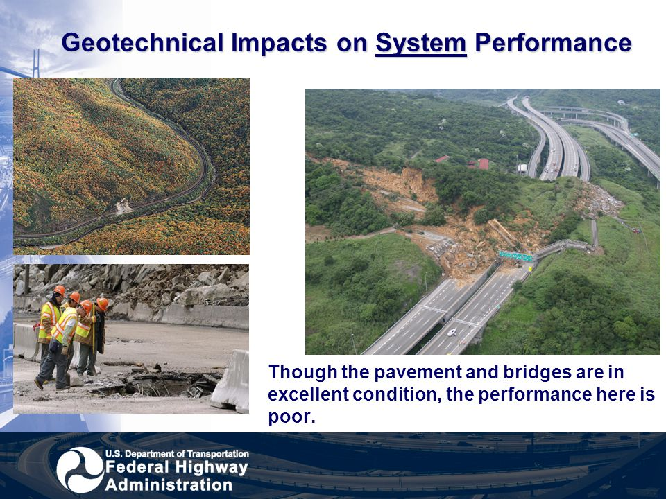 Geotechnical Impacts on System Performance