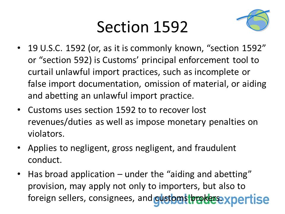 Section 1592
