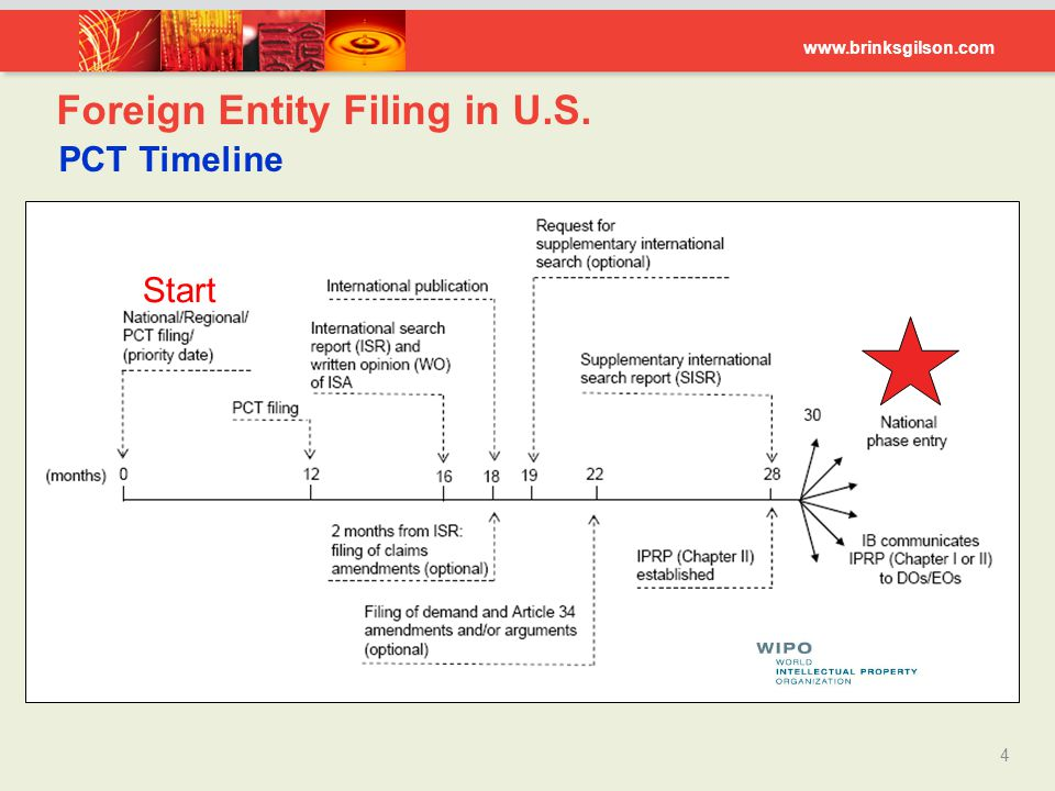 Foreign Entity Filing in U.S.